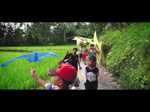 Rare Angon Banjar Melayang 2017 (Balinese Kite)