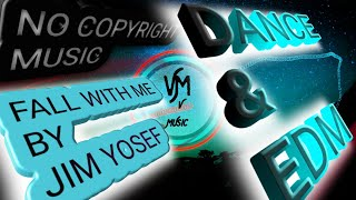 Avee player template- (09) - Jim Yosef -Fall With Me-No copy right music,Avee player