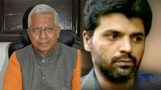 Tripura Governor says those attended Yakub