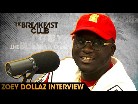 Zoey Dollaz Interview With The Breakfast Club (7-27-16)