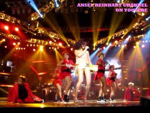 Agnes Monica - Paralyzed - Shake It Off LIVE at AGNEZ MAKE IT HAPPEN Concert (Full HD)