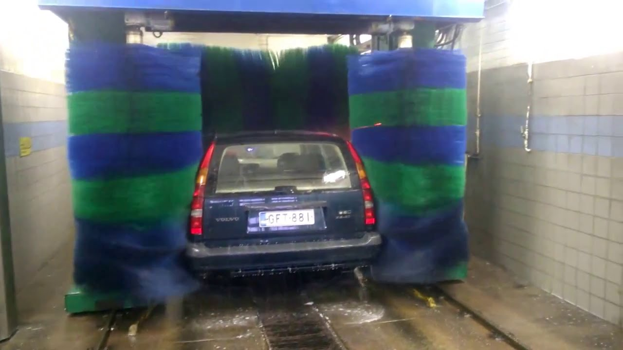 Kleindienst Euro Combi Car Wash Winter Revisit Youtube
