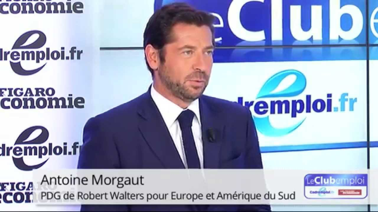 Antoine morgaut robert walters les process de - Cabinet de recrutement robert walters ...