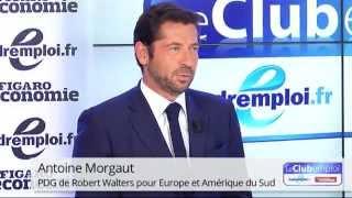 Antoine Morgaut (Robert Walters) :
