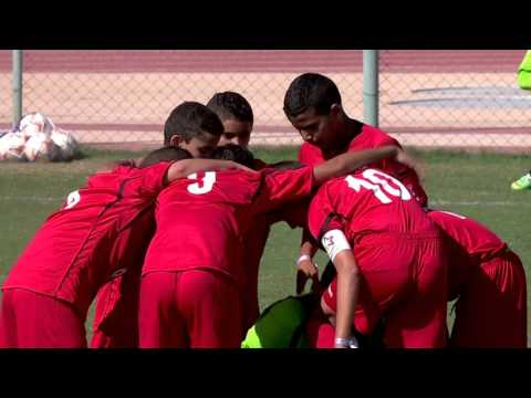 England vs Tunisia - Ranking Match 17/20 - Highlights - Danone Nations Cup 2015