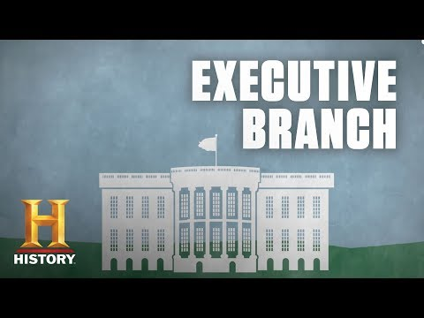 What Is the Executive Branch of the U.S. Government? | Histo