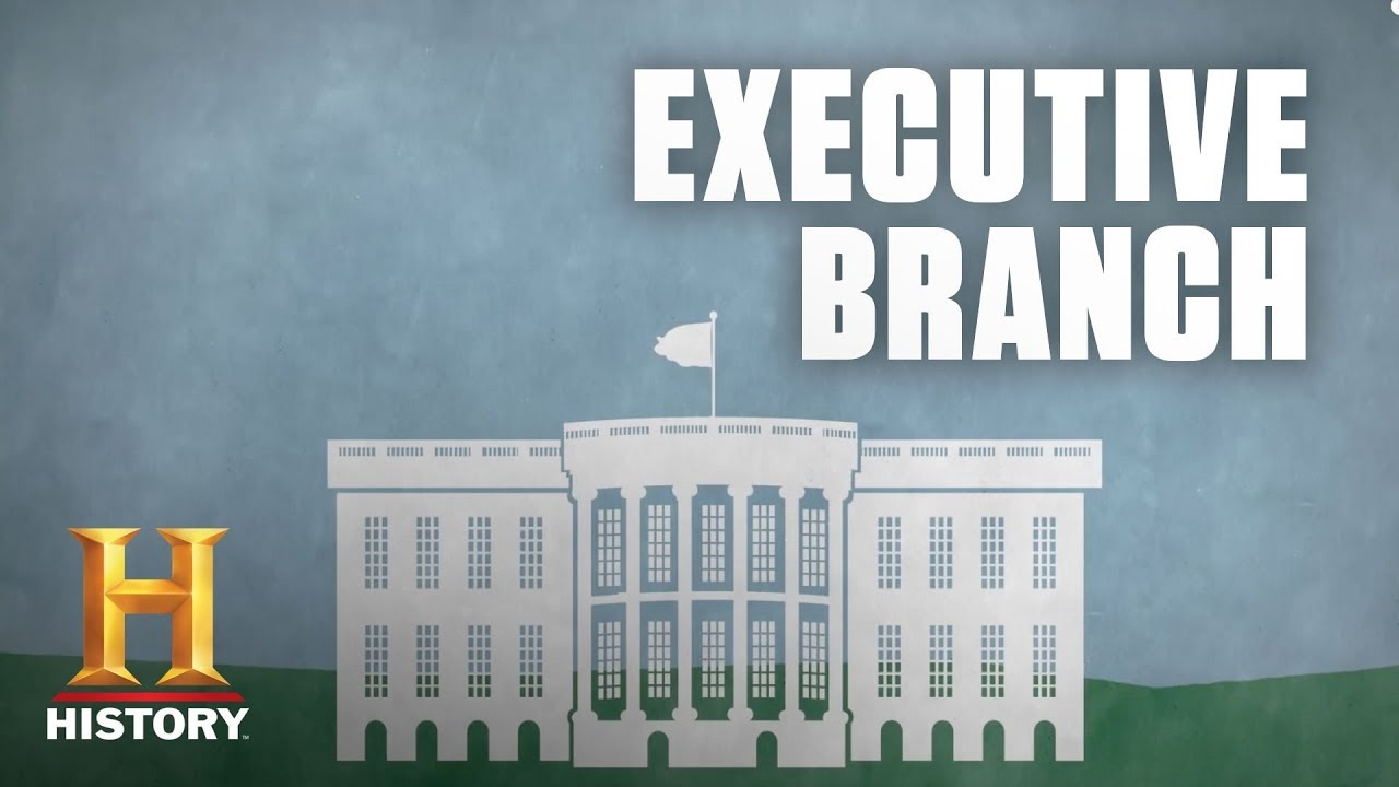 What Is The Executive Branch Of The U S  Government