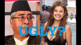 WHY ARE NEPALI GIRLS UGLY? FT. SHER BAHADUR DEUBA [GOOGLE AUTOCOMPLETE Question/Answer]