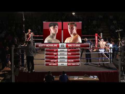 Lee Smith Memorial Show: Scotty McFarlane vs Mike Clarke Full Fight Replay