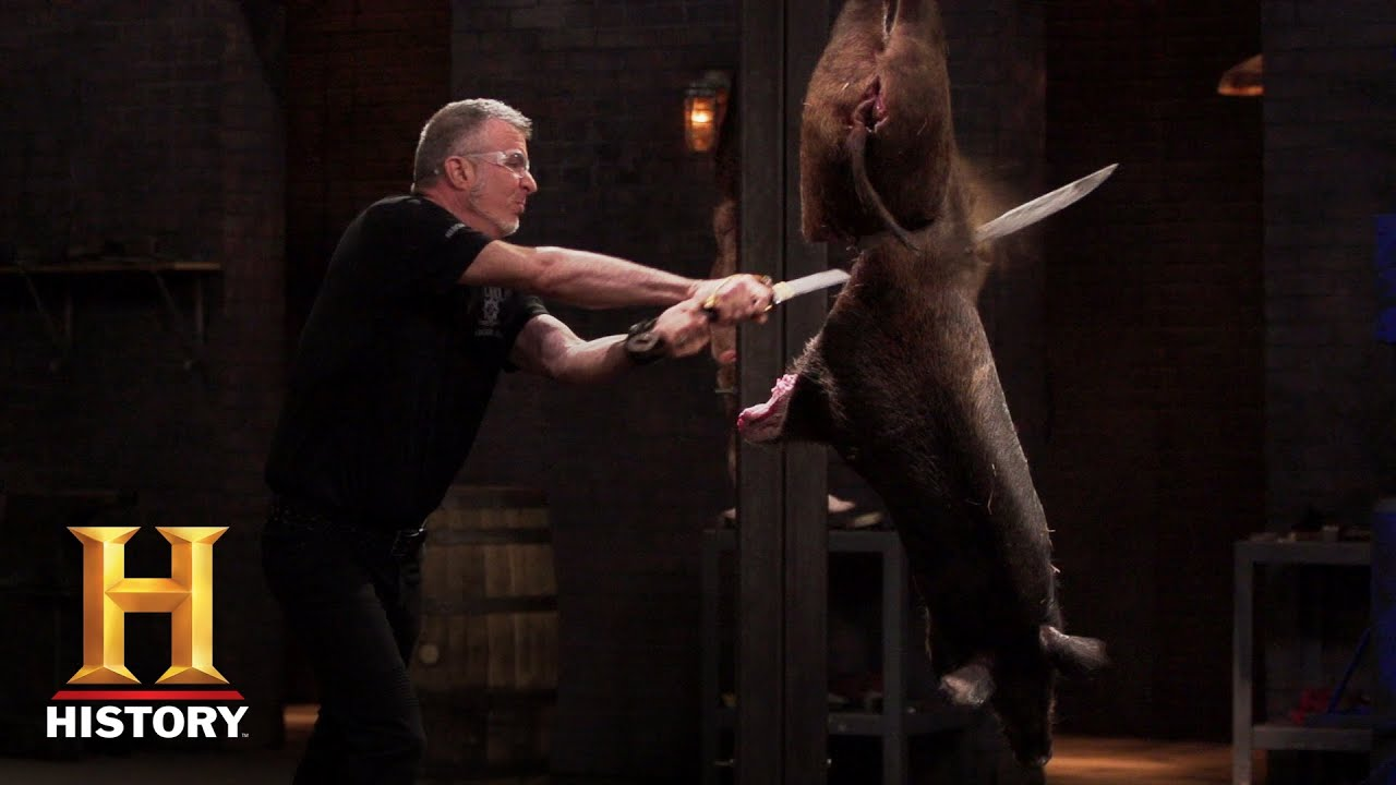 Download Forged in Fire: Chinese Dao Tests (Season 5)   History