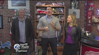 Tigers hot stove with Detroit News writer Tony Paul on the 7 Sports Cave