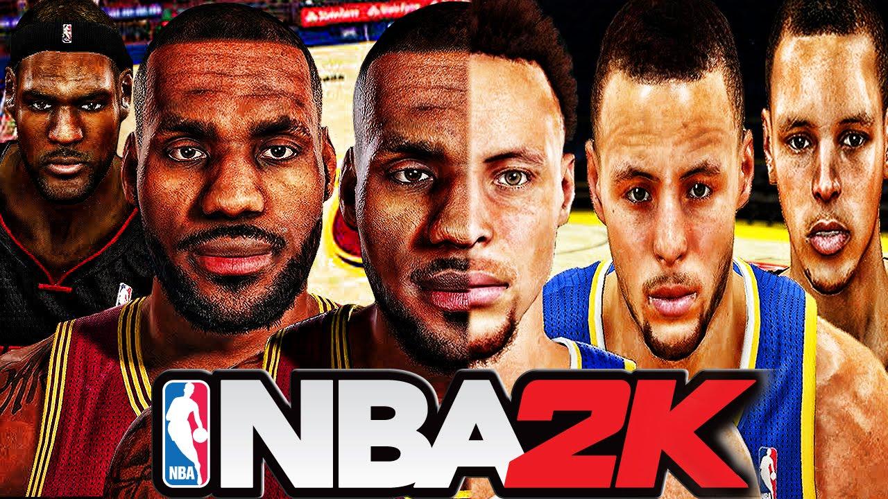 Resultado de imagen de NBA 2K