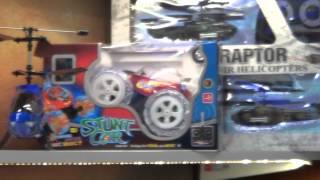 видео Интернет-магазин радиоуправляемых моделей для детей