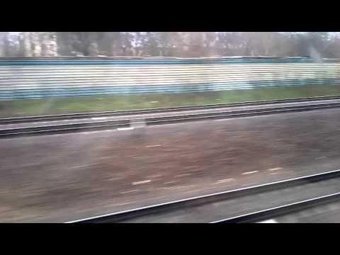 2016 | Вид из окна электропоезда Мытищи - Москва Ярославская