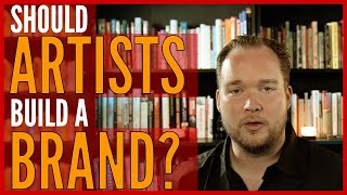 Build Your Personal Brand As An Artist (Allan McKay Live Stream)
