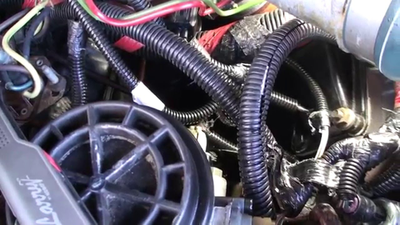3l Wiring Diagram Fixing The Oil Leak On Your Powerstroke 7 3 Hpop Youtube