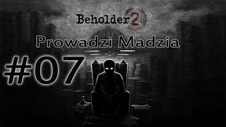 Beholder 2 #07 - List do Legrand'a