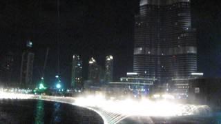 The Dubai Fountain - Giacomo Puccini