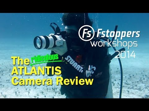Fstoppers Workshops reviews DJI Phantom Drone, GoPro III Black Edition, Canon Underwater DSLR