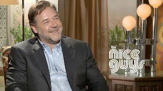 Russell Crowe - The Nice Guys - The Preston & Steve Show