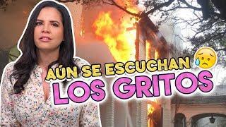 QUÉ LE PASÓ A LA CASA? HISTORIA REAL #StoryTime | Camila Guiribitey