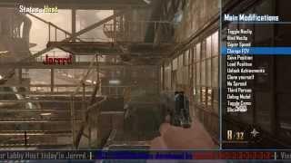 Black Ops 2 Zombie Mods Buried TU16 - Mod Menu and Tool.