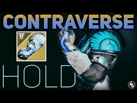 Contraverse Hold Warlock Exotic (Handheld Supernovas)   Destiny 2 Forsaken