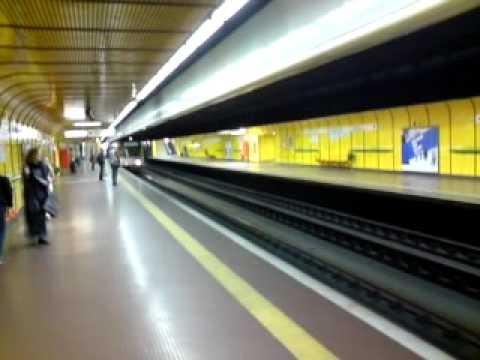 U Bahn 16 Köln