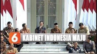 Ini Nama-nama Menteri Baru Indonesia Maju Periode 2019-2024 – Pengumuman Kabinet Jokowi-Ma'ruf