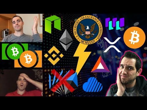 """The SEC Just Did WHAT?!? Bitcoin Cash Civil War: """"I Was Fooled"""" - Roger Ver 