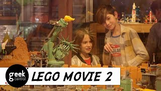 "Tour of ""The LEGO Movie 2 Experience"" at LEGOLAND California"