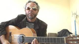 Deep Purple   Highway Star  acoustic cover GARRI PAT