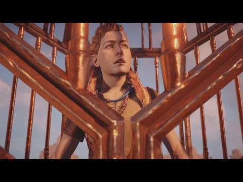 Horizon Zero Dawn - Aloy Captured / Boss Fight