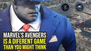 Marvel Avengers Gameplay Is Different Than You Might Think, But I Dig It (Marvel's Avengers Gameplay