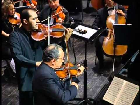 Mozart Sinfonia concertante With Cairo Orchestra Symphony