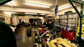 Restoring the Type 38 Lotus Car(Watch the restoration of Jim Clark's winning Indy 500 Type 38 Lotus Car., 2010-06-07T13:53:18.000Z)