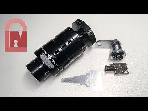(376) Banggood.com Review - Tubular Lock Key Cutting Machine