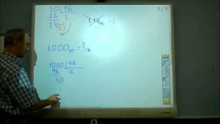 Системы счисления (часть 8)