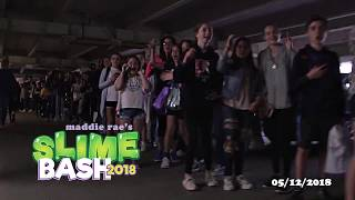Maddie Rae Slime Bash 2018 - Worlds First Slime Making Convention - 5/12/18 Stamford CT
