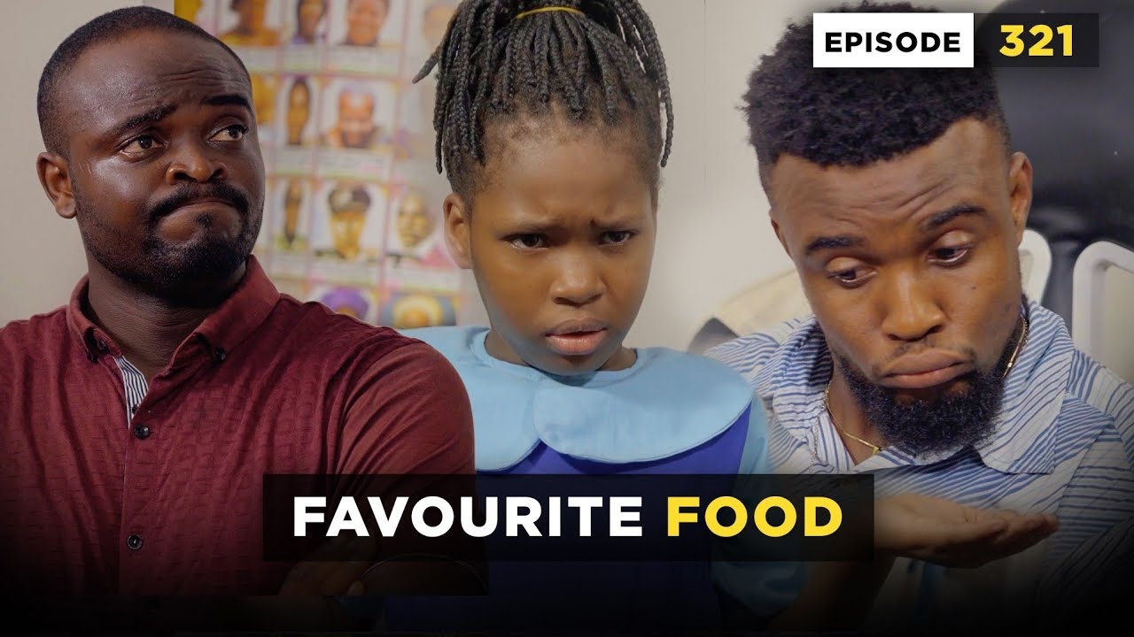 Favourite Food   Episode 321 Mark Angel Comedy