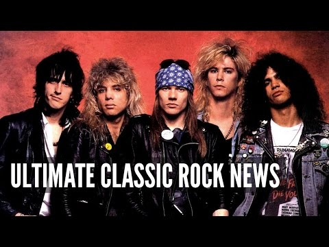 Guns N' Roses Reunion Rumors Intensify