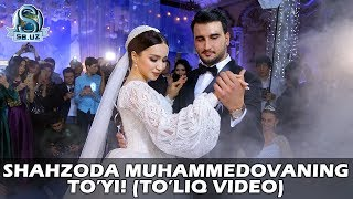 Shahzoda Muhammedovaning to