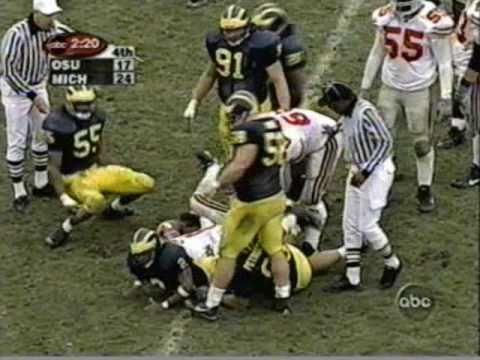 1999: Michigan 24 Ohio State 17 (PART 3)