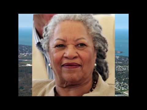 Black History Everyday, Toni Morrison