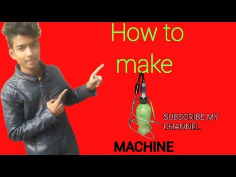 HOW TO MAKE A VALDING MACHINE 🙂