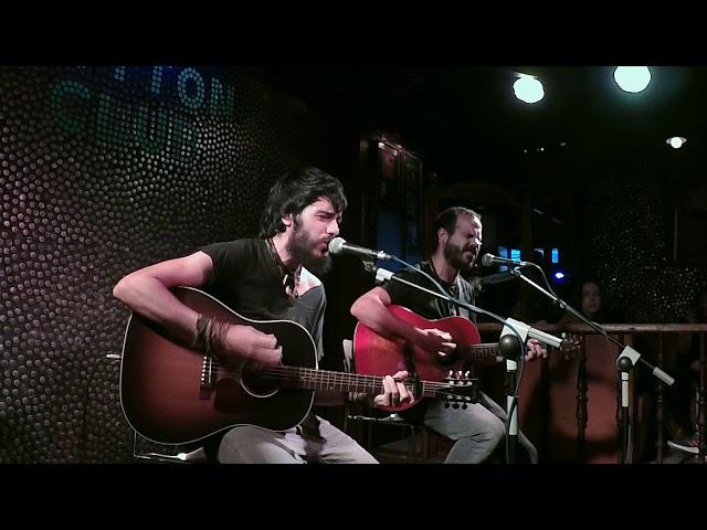 Fran Mariscal y Ferran Exceso en directo en Cotton Club Bilbao La de los sueños