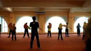 SITI-SENYUM MINANG MANIS for maka 2010 (trening)