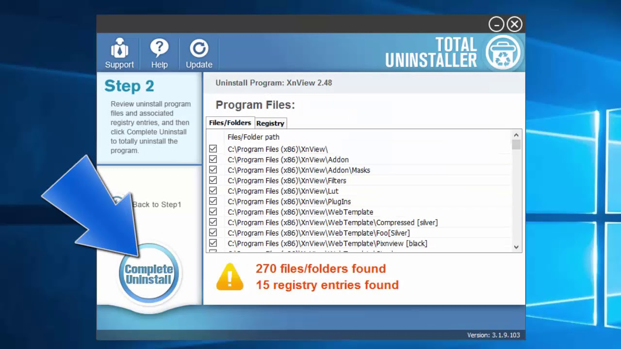 Uninstall XnView Application for Windows with Effective Ways