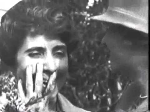 Rare Helen Keller Film Footage