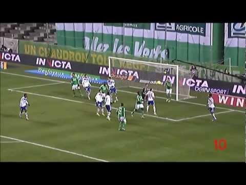 Les 15 plus beaux arrêts de Rémi Vercoutre de la saison 2012/2013